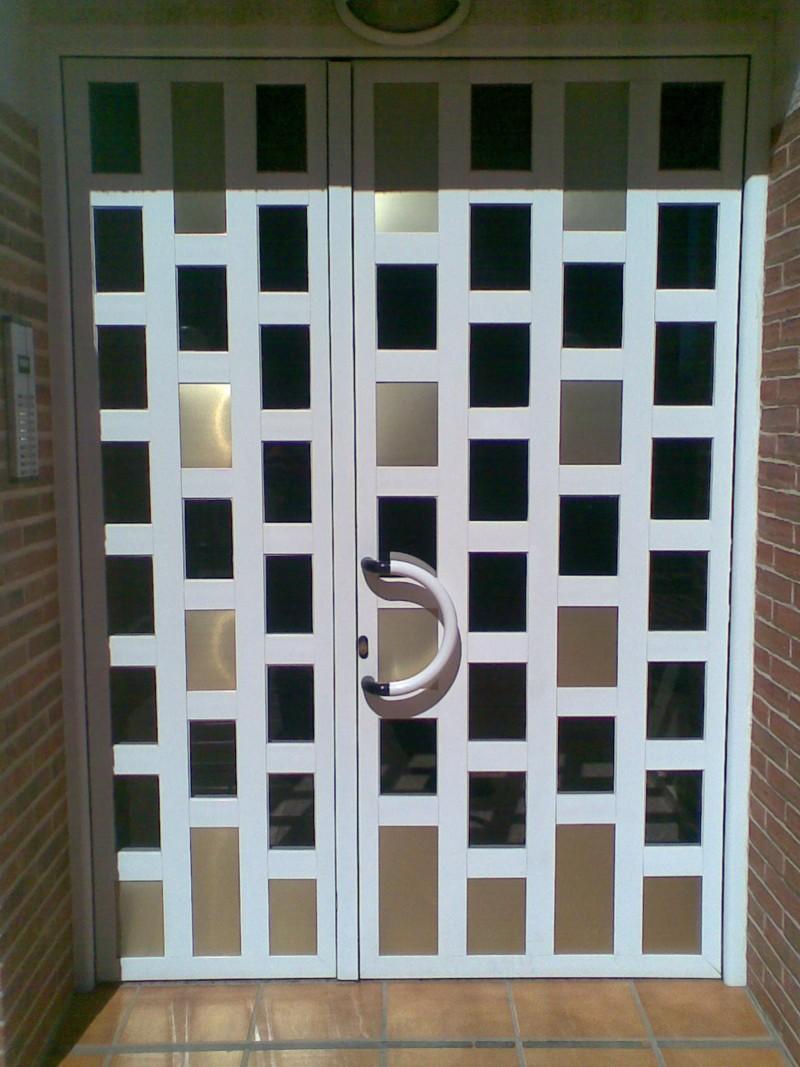 Ventanas y puertas de aluminio carpinteria de aluminio - Puertas para terrazas aluminio ...