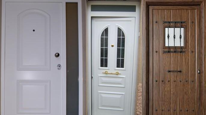 Ventanas y puertas de aluminio carpinteria de aluminio - Aluminio para puertas ...