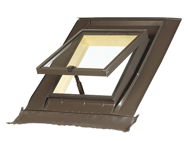 Ventanas y claraboyas para techos y tejados - Claraboyas para tejados ...