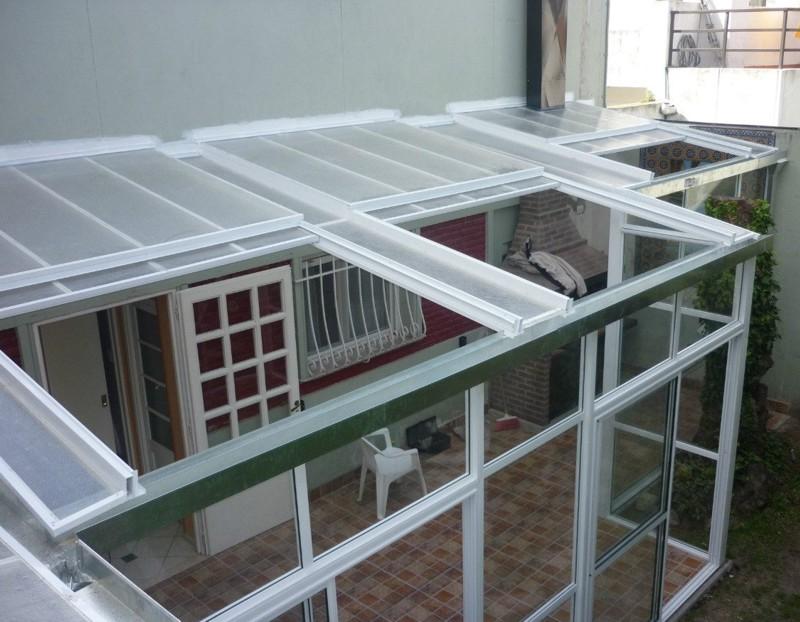 Cerramientos para patios piscinas terrazas ofertas for Ideas de techos para terrazas