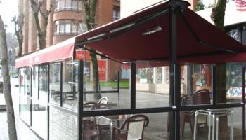 Toldos en ciudad real materiales de construcci n para la - Toldos para patios interiores ...