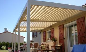 Toldo para pergola free cheap affordable elegant with - Precios de toldos para patios ...
